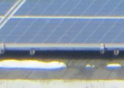 Photovoltaik Anlage auf dem Dach